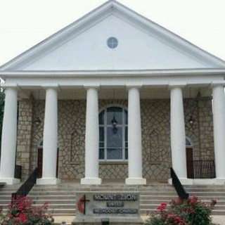 Mt Zion UMC 310 Church St Central SC 29630