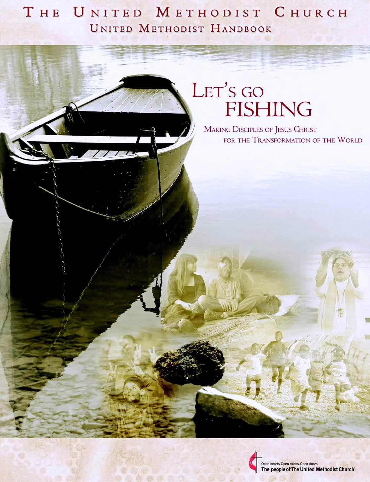 Mount zion united methodist church umc handbook for Lets go fishing