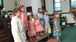 Musical Opportunities Children's Choir Easter 2017