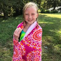 Children's Activities at Mount Zion Water Day