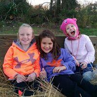 Children's Activities at Mount Zion Bonfire Hayride
