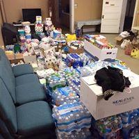 Flood Relief Supplies