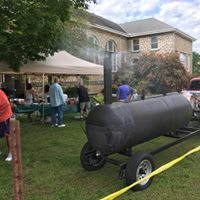 Men's Club Cooking BBQ