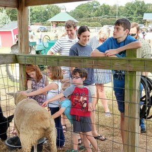 Field Trip to Garrison Farm